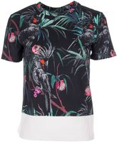 Paul Smith Cockatoo Print T-shirt