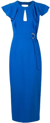 Ginger & Smart Epiphany fitted dress