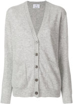 Allude pocket detail cardigan