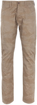 Edwin 55 Compact Twill Camo Rinsed Chinos