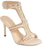 Imagine by Vince Camuto Imagine Vince Camuto 'Price' Beaded T-Strap Sandal (Women)