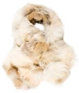 Michael Kors Creme Fur Stole