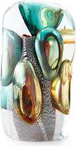 Small Glass Sculpture Vase