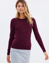 Review Taylor Jumper