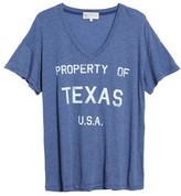 Wildfox Couture Women's Property Of Texas Tee
