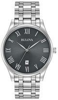 Bulova Analog Sunray Dial Watch