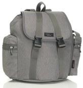 Storksak Infant Travel Backpack Diaper Bag - Grey