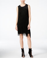 Rachel Roy Fringe Illusion Shift Dress