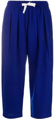 Sofie D'hoore Poussin Wowa cropped trousers