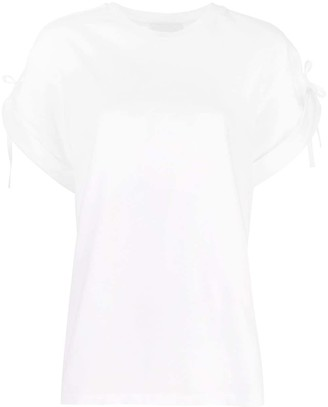 3.1 Phillip Lim sleeve tie T-shirt