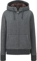 Uniqlo Women Fleece-Lined Full-Zip Hoodie