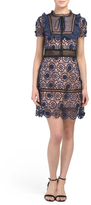 Lace American Lady Dress