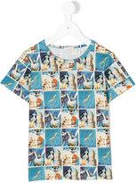 Paul Smith cartoon T-shirt