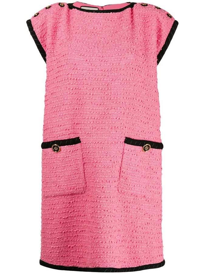 e1251336198 Gucci Pink Dresses - ShopStyle