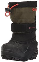 Columbia Kids' Toddler Powderbug Plus II-K Pull-On Boot
