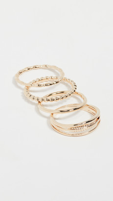 Jules Smith Designs Stacked Ring Set