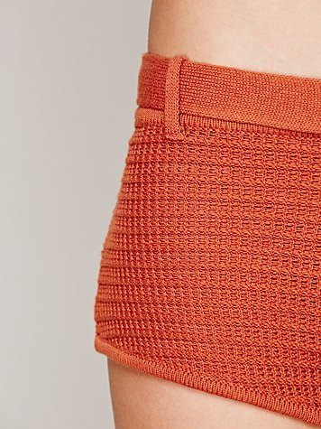 One Teaspoon Sweet Sunshine Knit Short
