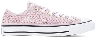 Converse Chuck Taylor All Star Ox Crochet Trainers