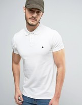Jack Wills Aldgrove Polo Shirt with Pheasant Logo