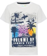 M&Co Surf print t-shirt and water soaker set