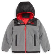 The North Face Toddler Boy's 'True Or False' Reversible Jacket