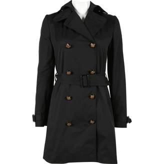 Stella McCartney Stella Mc Cartney Black Polyester Trench coats