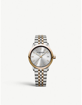 Raymond Weil 5634SP565021 Freelancer two-tone stainless steel watch