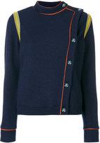 Etro military jacket - women - Cotton/Polyamide/Polyester/Wool - 40