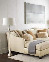AERIN Dover Silver Floor Lamp
