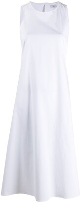 Peserico A-line cotton dress