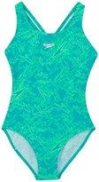 Speedo Boom Allover Splashback Swimsuit