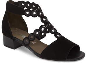 Gabor T-Strap Sandal