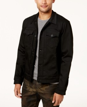 True Religion Men's Dylan Denim Jacket