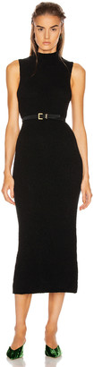 Mara Hoffman Rory Dress in Black | FWRD
