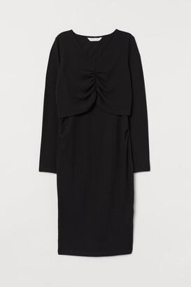 H&M MAMA Maternity/Nursing Dress