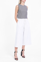 ADAM by Adam Lippes Leather Culottes