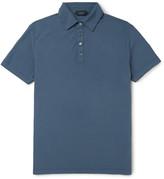 Incotex - Slim-fit Cotton-piqué Polo Shirt
