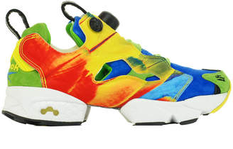 """Reebok Instapump Fury Crooked Tongues """"The Angry Bird"""""""