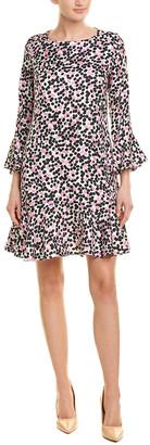Melly M Silk Shift Dress