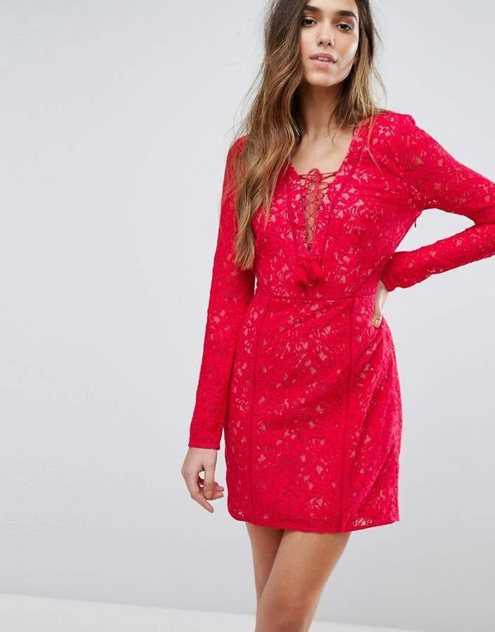The Jetset Diaries Zamira Mini Dress