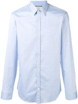 Gucci classic poplin shirt - men - Cotton - 39