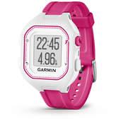 Garmin Unisex Forerunner 25 Bluetooth Smart Alarm Chronograph Watch