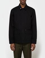 Obey Hoboken Jacket in Black