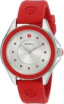 Michele Cape Topaz, Red Watches