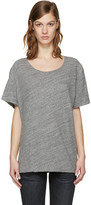 R 13 Grey Rosie T-shirt
