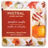 Mistral Bar Soap - Pumpkin Maple by 7 oz Bars Of Soap)