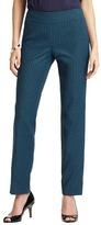 LOFT Marisa Side Zip Ankle Pants in Geometric Print