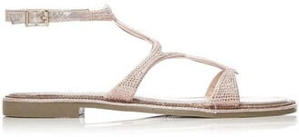 Moda In Pelle Ohleah flat casual sandals