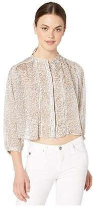 Bishop + Young St. Germain Crop Top (St. Germain) Women's Clothing