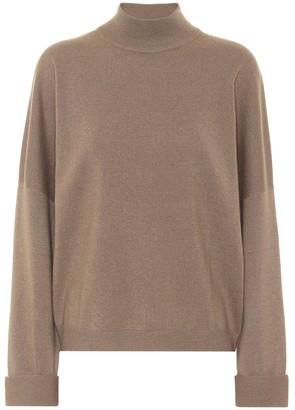 Brunello Cucinelli Cashmere mockneck sweater